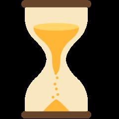 Hourglass mozilla emoji