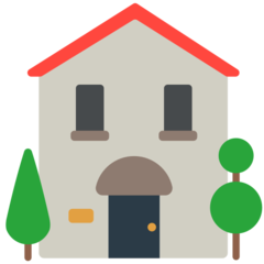 House Building mozilla emoji