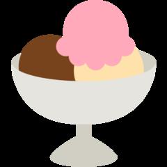 Ice Cream mozilla emoji