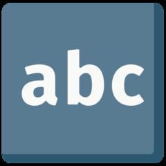 Input Symbol For Latin Letters mozilla emoji