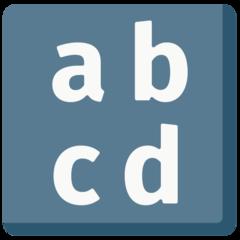 Input Symbol For Latin Small Letters mozilla emoji