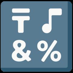 Input Symbol For Symbols mozilla emoji