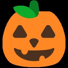 Jack-o-lantern mozilla emoji