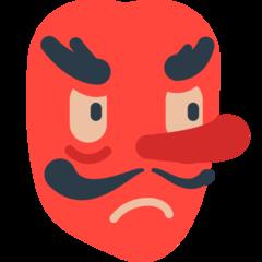 Japanese Goblin mozilla emoji