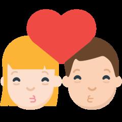 Kiss mozilla emoji