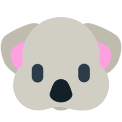 Koala mozilla emoji