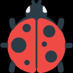 Lady Beetle mozilla emoji