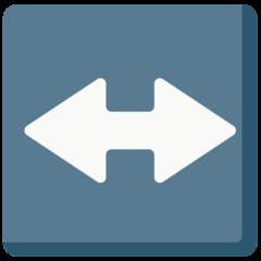 Left Right Arrow mozilla emoji