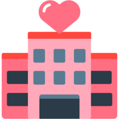 Love Hotel mozilla emoji
