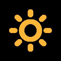 Low Brightness Symbol mozilla emoji