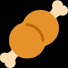 Meat On Bone mozilla emoji