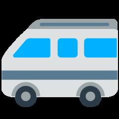 Minibus mozilla emoji