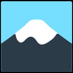 Mount Fuji mozilla emoji
