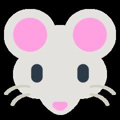 Mouse Face mozilla emoji