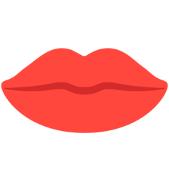 Mouth mozilla emoji