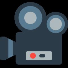 Movie Camera mozilla emoji