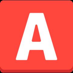 Negative Squared Latin Capital Letter A mozilla emoji