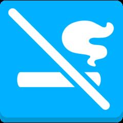 No Smoking Symbol mozilla emoji