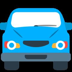 Oncoming Automobile mozilla emoji
