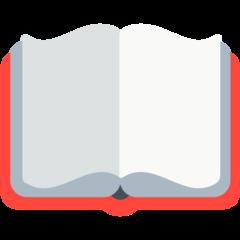 Open Book mozilla emoji