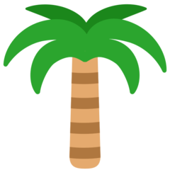 Palm Tree mozilla emoji