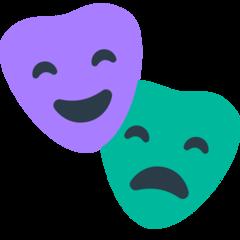 Performing Arts mozilla emoji