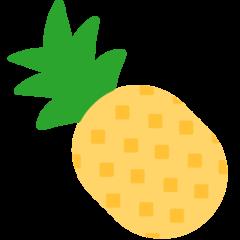 Pineapple mozilla emoji