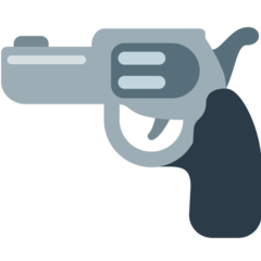 Pistol mozilla emoji