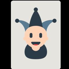 Playing Card Black Joker mozilla emoji