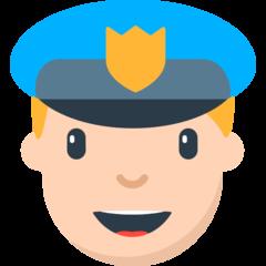 Police Officer mozilla emoji