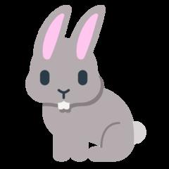 Rabbit mozilla emoji