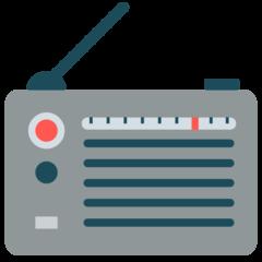 Radio mozilla emoji