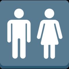 Restroom mozilla emoji