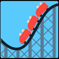 Roller Coaster mozilla emoji