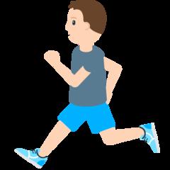 Runner mozilla emoji