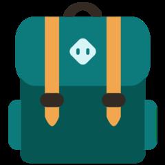 School Satchel mozilla emoji