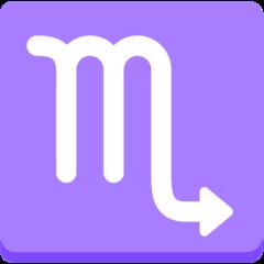 Scorpius mozilla emoji