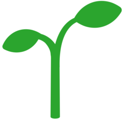 Seedling mozilla emoji