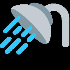 Shower mozilla emoji