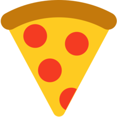 Slice Of Pizza mozilla emoji