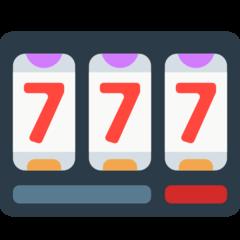 Slot Machine mozilla emoji