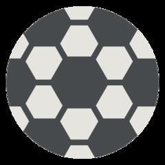 Soccer Ball mozilla emoji