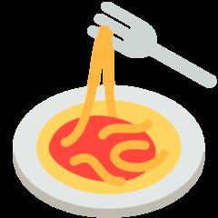 Spaghetti mozilla emoji