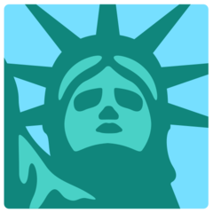 Statue Of Liberty mozilla emoji