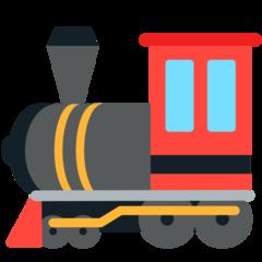 Steam Locomotive mozilla emoji