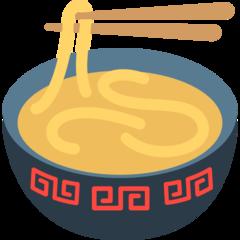 Steaming Bowl mozilla emoji