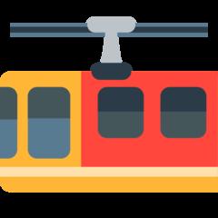 Suspension Railway mozilla emoji