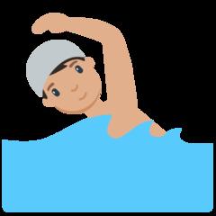 Swimmer mozilla emoji