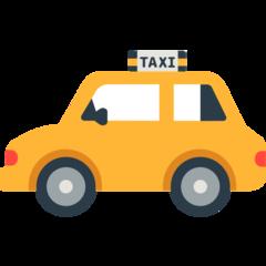 Taxi mozilla emoji