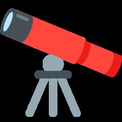 Telescope mozilla emoji